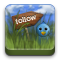 Echofon, Follow, Twitter Icon