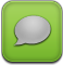 Alt, Messages, Mms, Sms Icon