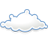 Gnome, Overcast, Weather Icon
