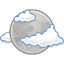 Clouds, Few, Gnome, Night, Weather Icon