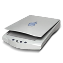 Apple, Scanner Icon