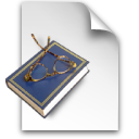 Book, Document Icon