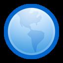 Alt, Globe Icon