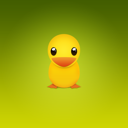 Animal, Duck, Twitter Icon