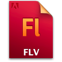 Document, File, Fl, Flv Icon