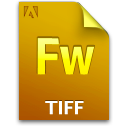 Document, File, Fw, Tif Icon