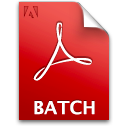 Acp, Document, File, Seqc Icon
