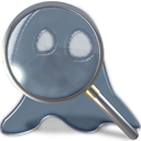 Ghost, Search, Zoom Icon
