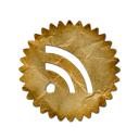 Badge, Rss Icon
