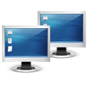 Monitors, Multiple Icon