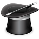 Assitent, Hat, Installation, Magic, Startup, Wizard Icon