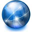 Internet, Web Icon