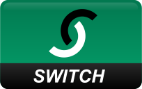 Curved, Switch Icon
