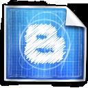 Blogger, Post Icon
