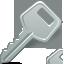 Key, Pass, Password Icon
