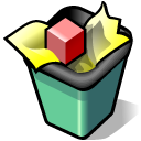 Beos, Full, Trash Icon