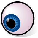Beos, Eyeball, View, Watch Icon