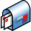 Box, Mail Icon