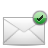 Check, Mail Icon