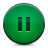 Button, Green, Pause Icon