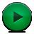 Button, Green, Play Icon