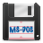 Disk, Dos, Floppy Icon