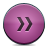 Button, Fastforward, Pink Icon
