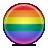 Flag, Gay, Pride Icon