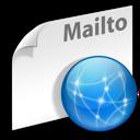 File, Internet, Mailto, Network Icon