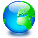 Earth, Global, Internet, Network, World Icon