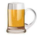 Alcohol, Beer, Glass Icon