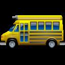 Behicle, Bus, School, Transportation Icon
