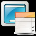 Config, Desktop Icon