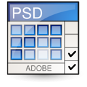 Image, Psd Icon