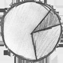 Analytics, Chart, Pie, Statistic Icon
