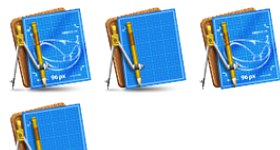 Bee Customized Icon Icons
