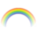 Rainbow, Weather Icon