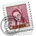 Email, Espanya, Gmail, Stamp Icon