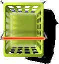Basket, Ecommerce, Shoppingcart, Webshop Icon