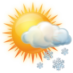 Image result for sun snow icon