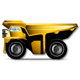 Car, Dumper Icon