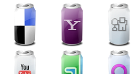 Drink Web 2.0 Icons