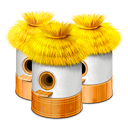 Beehives, Houses Icon