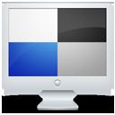 Delicious, Monitor, Screen Icon