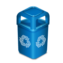Bin, Garbage, Recycle, Trash Icon