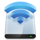 Disk, Harddisk, Hdd, Wireless Icon