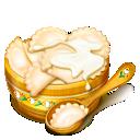 Bowl, Eat, Spoon Icon