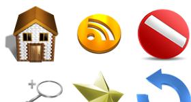 Pure Web Icons