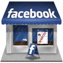 Facebook, Shop Icon