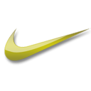 Nike, Yellow Icon